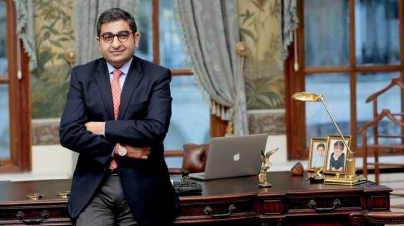 'Halk TV'ye bağlanan Sezgin Baran Korkmaz, kendisini ele verdi'