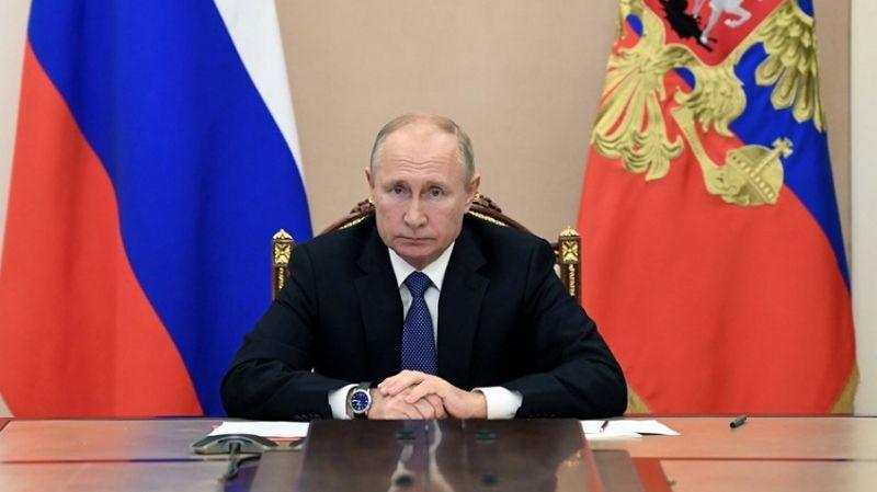 Putin: Yeni bir silah yarışı riski ile karşı karşıyayız