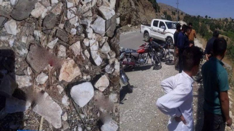 PKK'lılar ile köylüler arasında çatışma