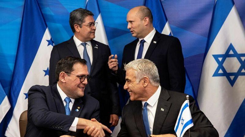 Latin Amerika ülkesi Honduras, İsrail Büyükelçiliği'ni Tel Aviv'den Kudüs'e taşıdı