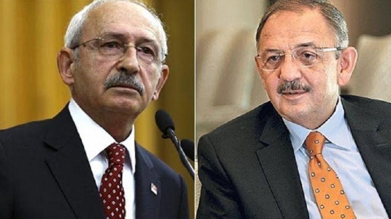 Mehmet Özhaseki Ak Parti'nin oyunu açıkladı; Kılıçdaroğlu'ndan çağrı geldi