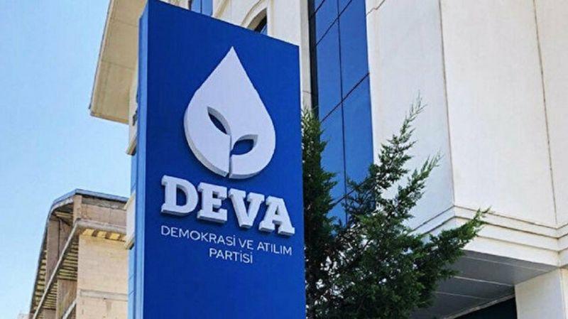 DEVA Parti'li il başkanı istifa etti, istifasında o ismi işaret etti