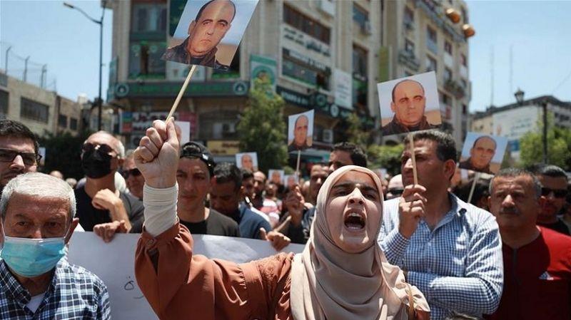 Hamas'a yakın aktivist, Mahmut Abbas'ın polisleri tarafından acımasızca şehit edildi