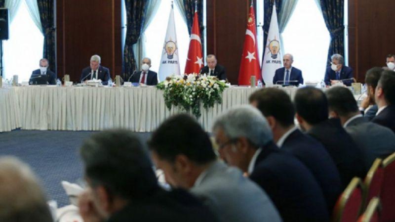 Erdoğan'ın milletvekilleriyle yaptığı toplantıda Sedat Peker gündem oldu