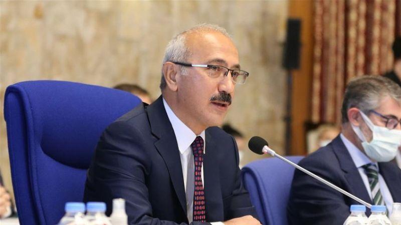 Bakan Elvan, 2020 yılında kesilen cezaların toplam miktarını paylaştı