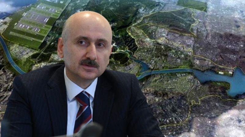 Ulaştırma ve Altyapı Bakanı: Kanal İstanbul'da da geçiş garantisi olacak
