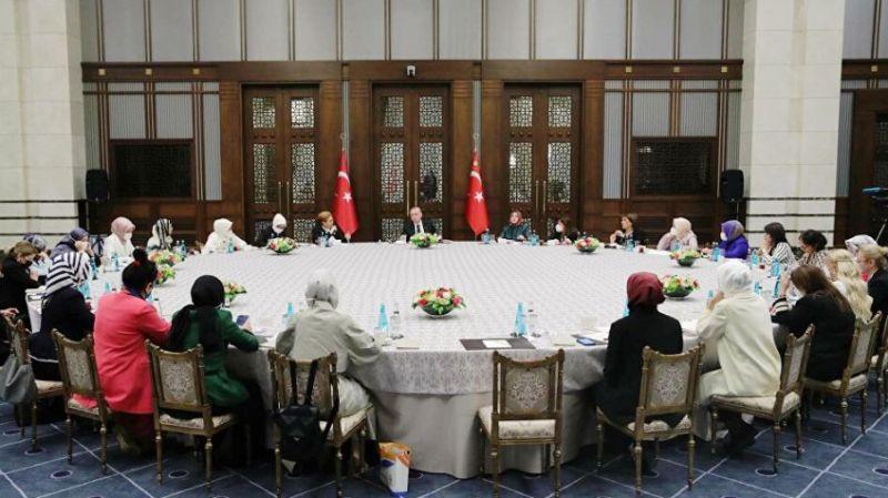 Erdoğan açıkladı: İstanbul Sözleşmesi'nden neden çekildik?