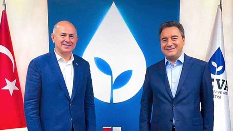 Ak Parti'li eski belediye başkanı DEVA Partisi'nin İstanbul il başkanı oldu