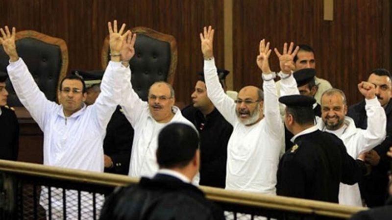 İhvan'a yönelik idam kararları Cuma namazı çıkışında Fatih Camii'nde protesto edilecek