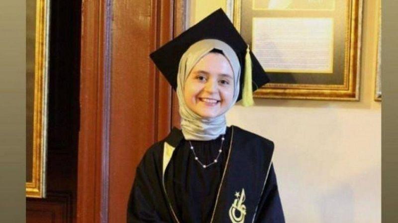 İstanbul Erkek Lisesi'ni birinci bitiren Enfal Coşar'ın babası: Allah'a şükürler olsun ki canım kızım da hocamızın yolunda
