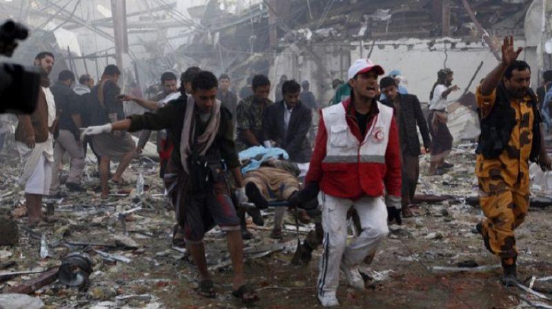 Uluslararası haber ajansları bilinçli olarak gündem dışı tutuyor: Suudi Arabistan, Yemen'de kan akıtmaya devam ediyor