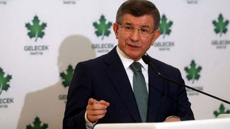 'Ak Parti'den istifa edip Davutoğlu'nun partisine katıldılar'