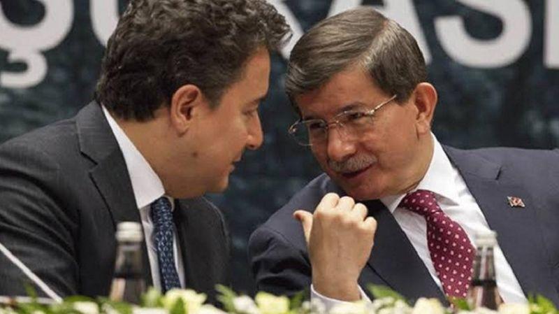 Davutoğlu'ndan Ali Babacan çıkışı