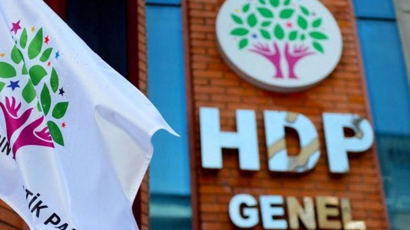 Kapatma iddianamesi HDP'ye gönderildi