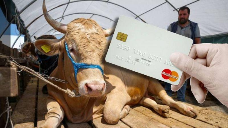 Kredi kartıyla kurbanlık alanlara uyarı