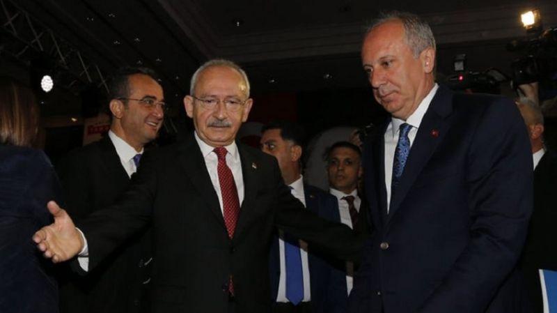Muharrem İnce 'Beni sattılar' dedi; Kılıçdaroğlu'ndan yanıt gecikmedi