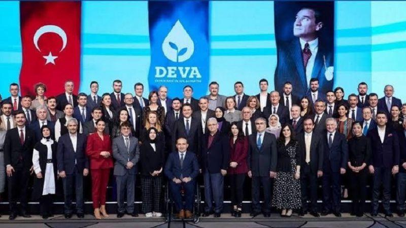 DEVA Partisi'nin cumhurbaşkanı adayı belli oldu