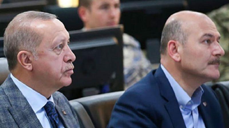 Ak Parti'den Süleyman Soylu açıklaması
