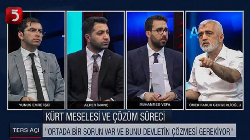 Ömer Faruk Gergerlioğlu, Ayhan Bilgen'in ifadelerine ilişkin konuştu