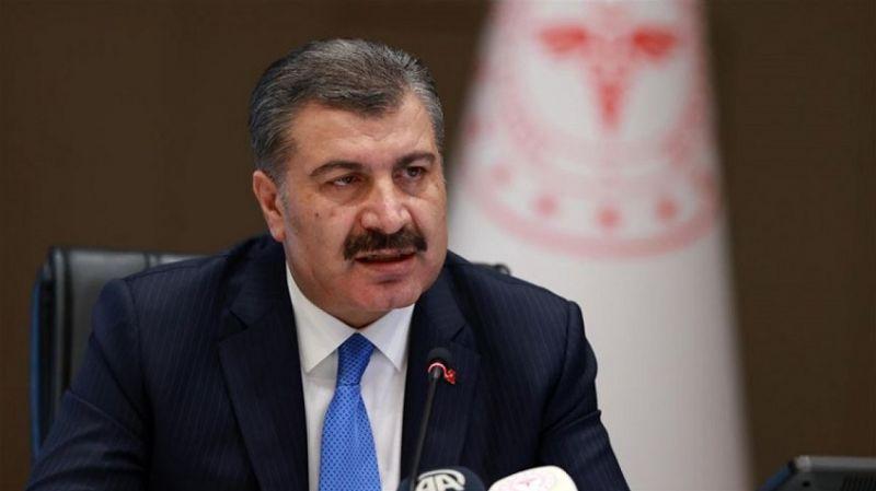 Fahrettin Koca'dan özel sektörde aşı zorunluluğu açıklaması
