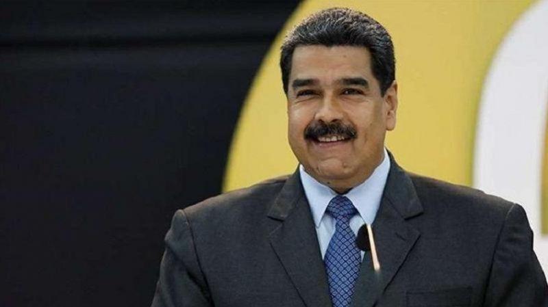 Maduro: Küba'nın devrimci hükümetine tam destek veriyorum
