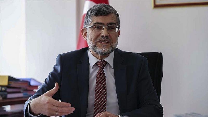 TİHEK Başkanı Süleyman Arslan görevden alındı
