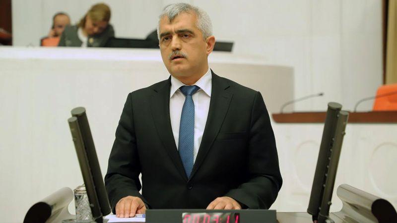 Ömer Faruk Gergerlioğlu, meclise geri döndü