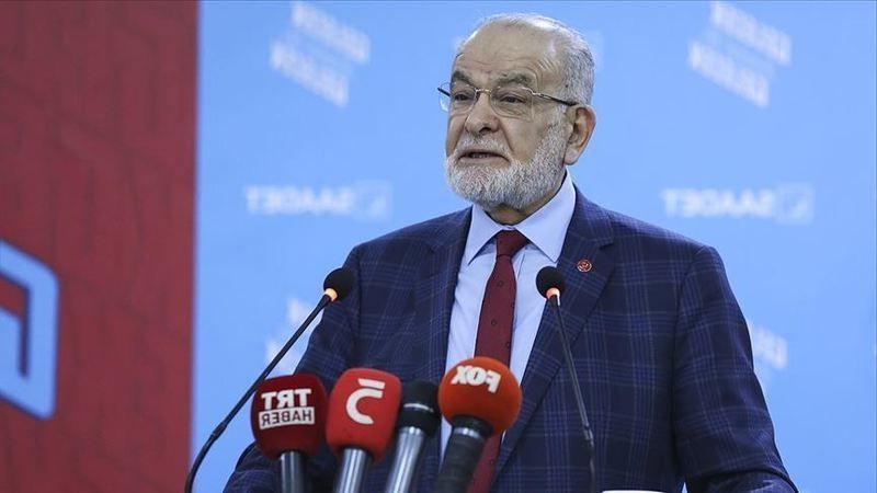Saadet Partisi: Genel başkanlığı bırakması söz konusu değil
