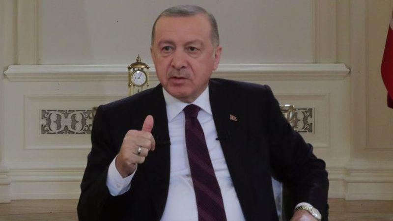 Erdoğan'dan Taliban çıkışı