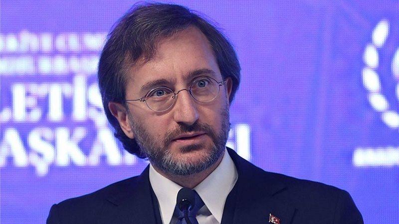 Habertürk'ten Fahrettin Altun açıklaması