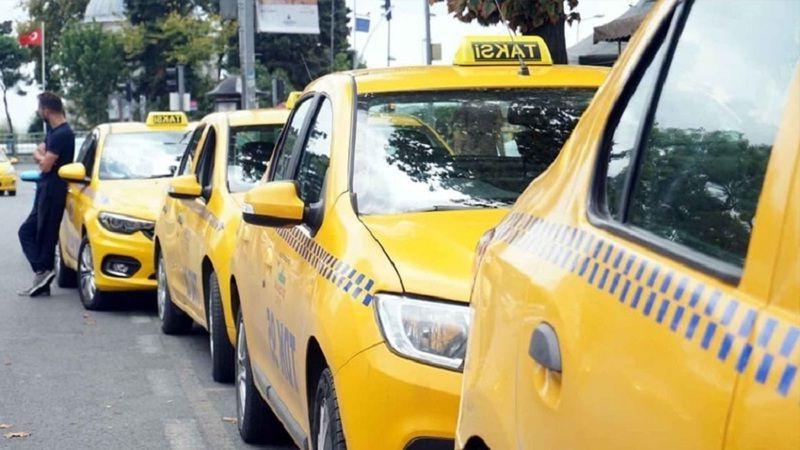 İBB, 400 taksiyi bağladı