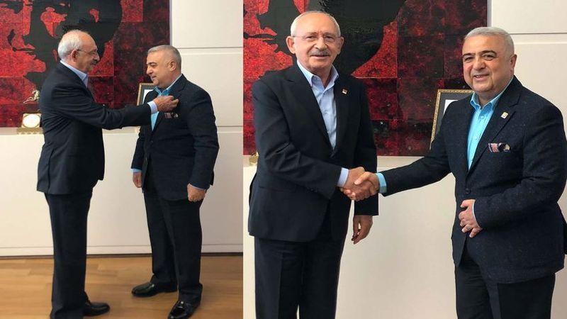 Ak Parti'li eski milletvekili CHP'ye katıldı