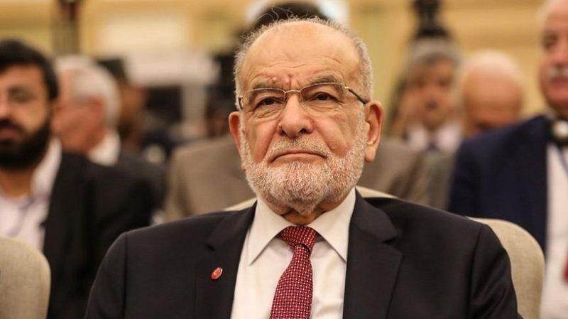 Karamollaoğlu: A Haber ve ATV'den rica ediyorum…