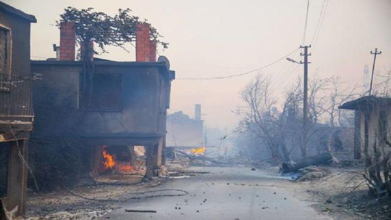 Manavgat'taki yangında son durum! 3 kişi hayatını kaybetti
