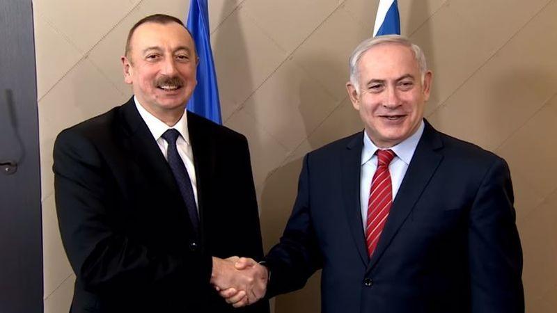 Azerbaycan, İsrail'de ateşelik açtı