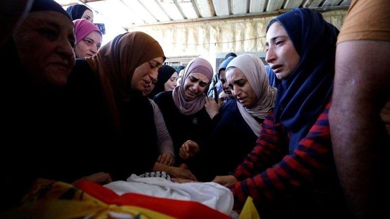 Siyonist vahşet sürüyor: 12 yaşındaki Filistinli çocuğu şehit ettiler
