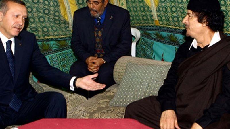 Kaddafi'nin oğlu, Cumhurbaşkanı Erdoğan ile 2011'de yaptığı görüşmeyi anlattı: Bana dedi ki…