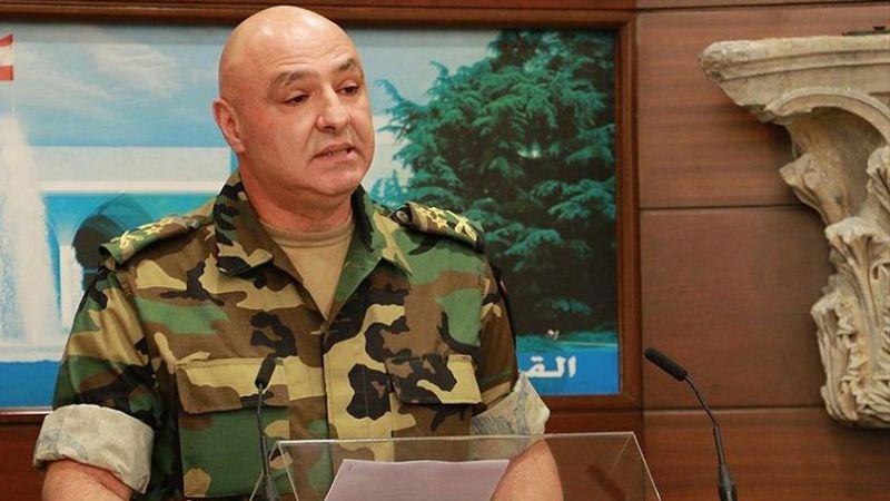 Lübnan Genelkurmay Başkanı: İsrail ile yüzleşmeye her zaman hazırız