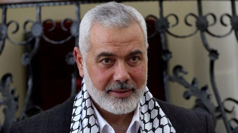 İsmail Heniyye yeniden Hamas'a lider seçildi