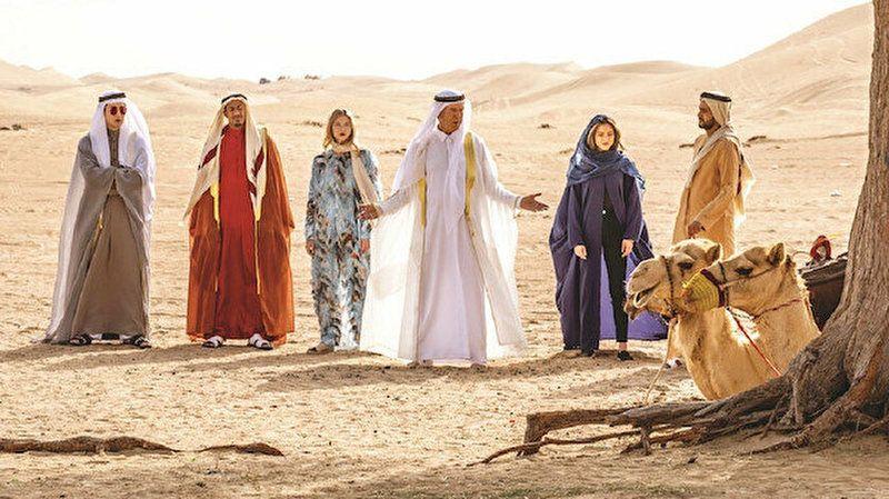 BAE, karşı hamlelerini sürdürüyor: Yusuf El Karadavi, Hollywood'a konu oldu
