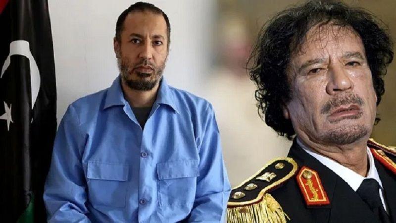 Kaddafi'nin oğlu Türkiye'de