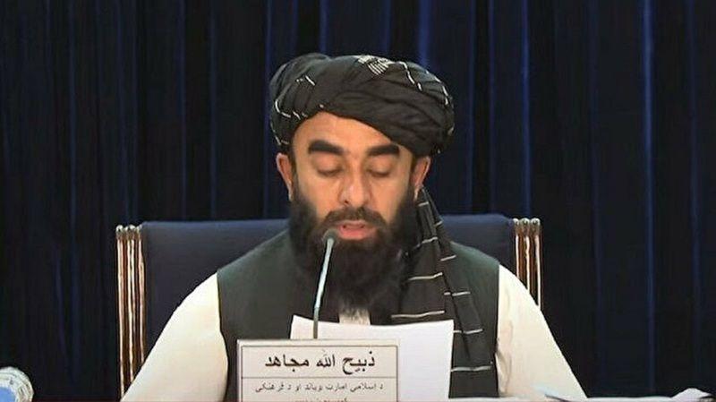 Taliban, geçici hükümeti ilan etti