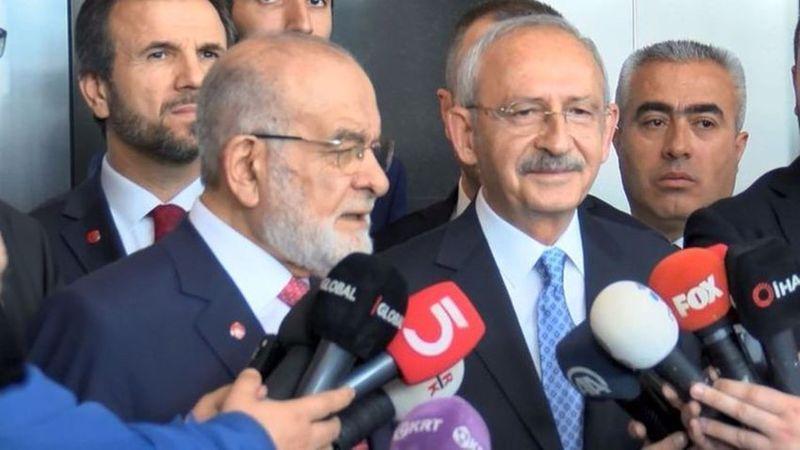 Kılıçdaroğlu'ndan dikkat çeken Saadet Partisi çıkışı
