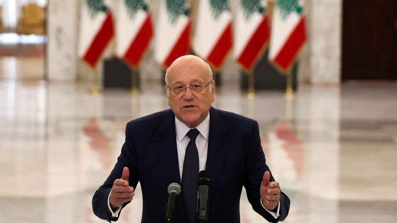 Lübnan'da 13 ayın ardından hükümet kuruldu