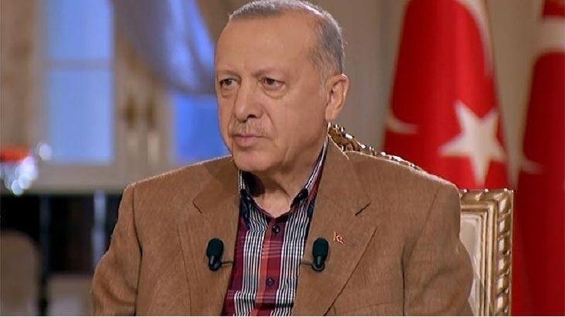 Taliban'dan Erdoğan çıkışı
