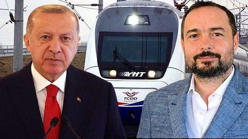 TCDD Genel Müdürü Murat Atik'in görevden alınma nedeni belli oldu