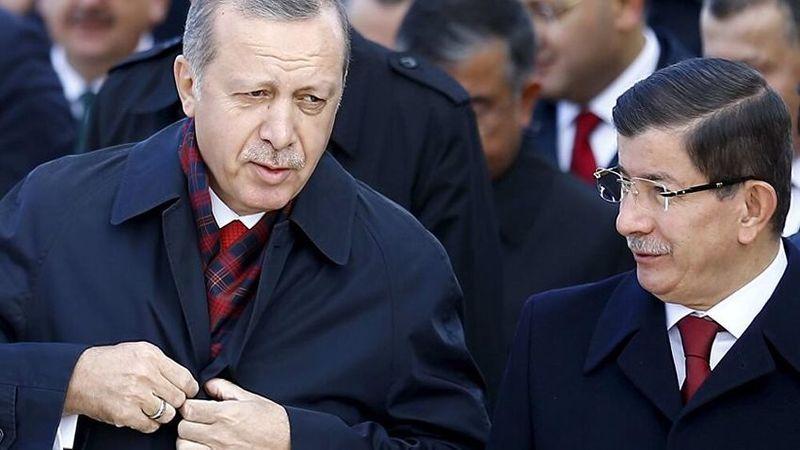 Davutoğlu'ndan 'Erdoğan ile beyaz sayfa' sorusuna yanıt