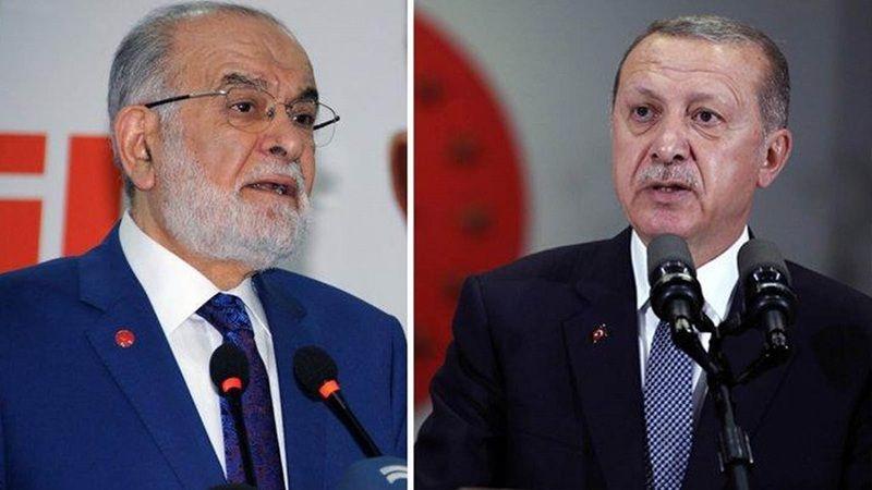 Temel Karamollaoğlu, Ak Parti ile ittifak şartını açıkladı