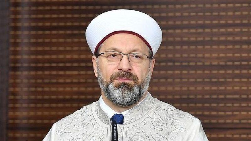 Ali Erbaş yeniden atandı