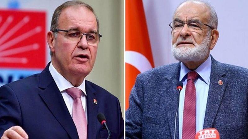 CHP'den Temel Karamollaoğlu açıklaması